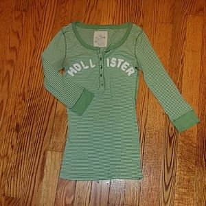 Hollister Tops - Hollister thermal Tee